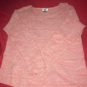 Winter sweater. Medium size